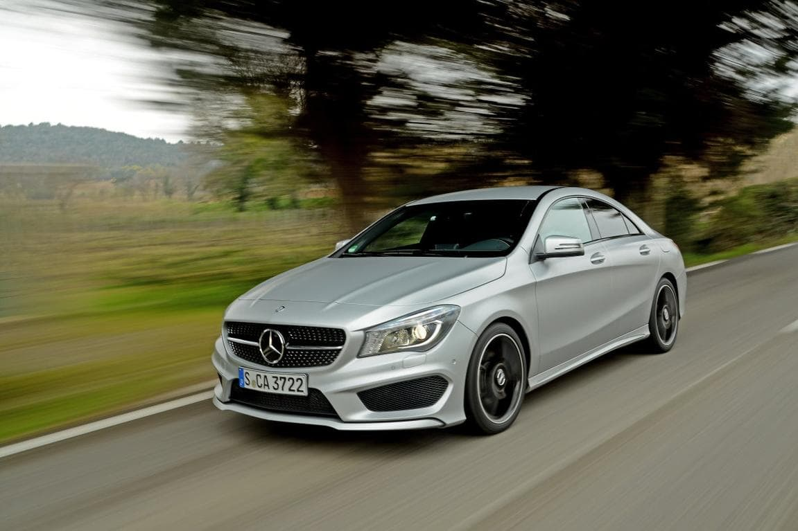 Mercedes Benz CLA 250 4Matic