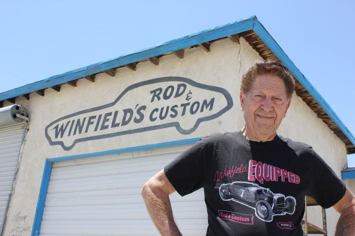 Reportage: Winfield Tuning