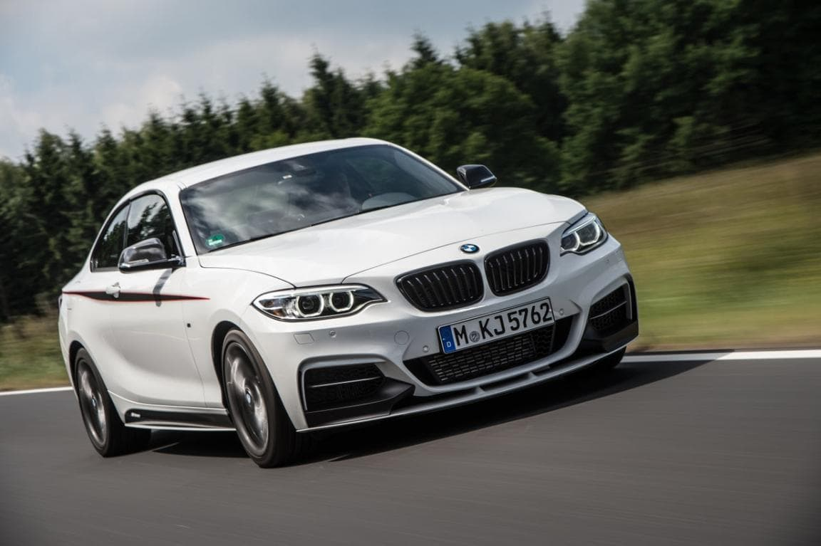 Praxistest: BMW M 235i Performance