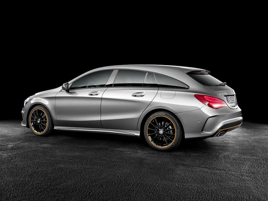 Neuvorstellung: CLA Shooting Brake