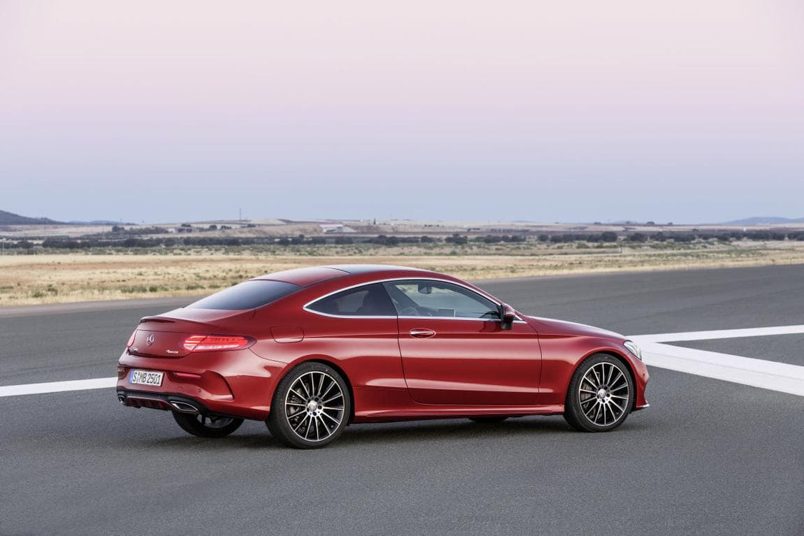 Neuvorstellung: Mercedes-Benz C Coupe